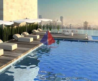 فلیٹ 2 غرفة نوم للايجار في وسط مدينة دبي، دبي - LAVISH 2BHK IN DOWNTOWN HIGHER FLOOR