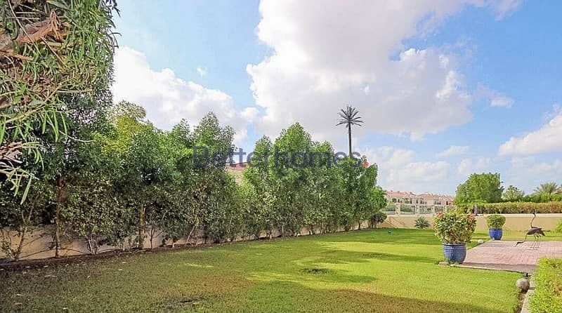 2 Single Row | Big Plot | Private | Well Maintained