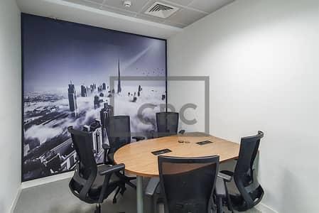 مکتب  للايجار في القرهود، دبي - Full Floor | Fully Fitted | Good location