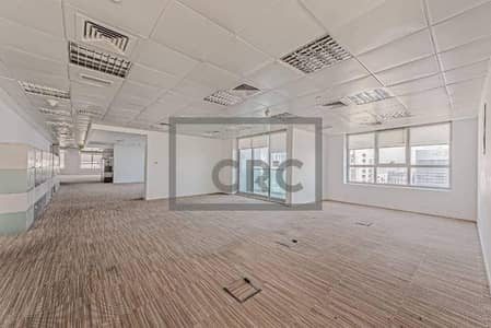 Full Floor Metro Access Partitioned Fitted