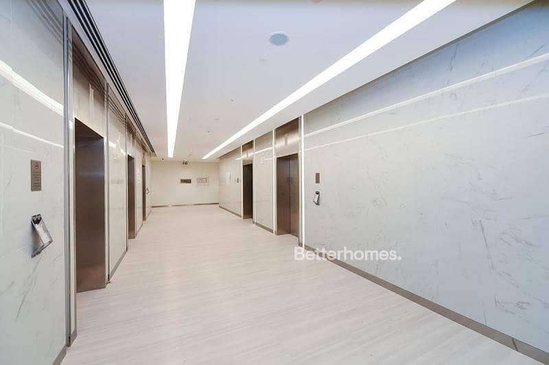 2 Shell and Core Office I For Rent I Dubai Hills