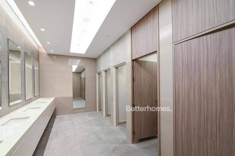 12 Shell and Core Office I For Rent I Dubai Hills