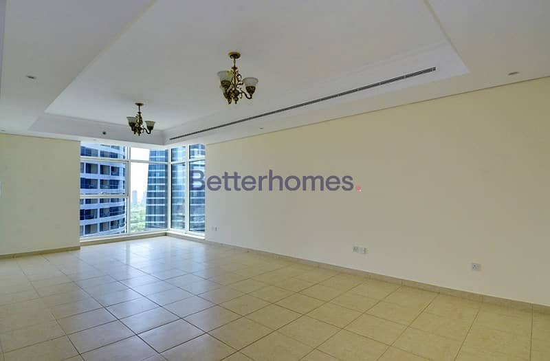 2 High Floor | Park & Lake View  | Maid's room