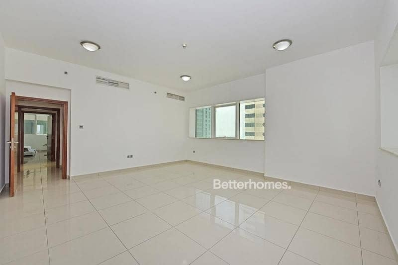 2 Rented | High Floor |Partial Sea View