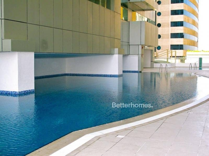 13 Rented | High Floor |Partial Sea View