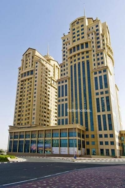2 1BR in Palace Towers DSO Mid Flr Rented.