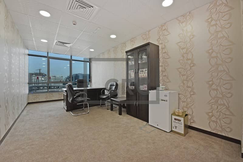 2 Offices in a Business Centre | With Ejari