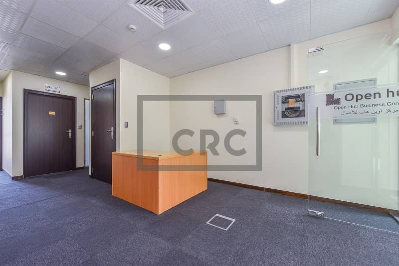 Business Centre | With Ejari | Low Rent