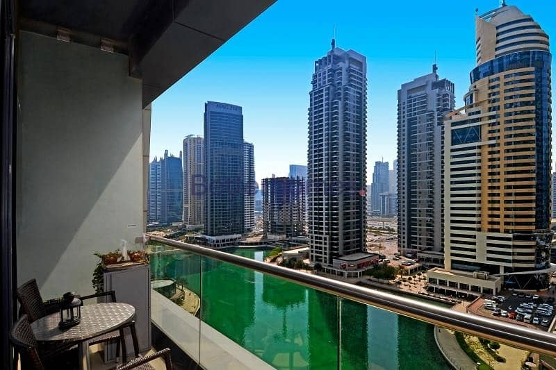 Furnished | Upgraded Unit | Lake View | Vacant