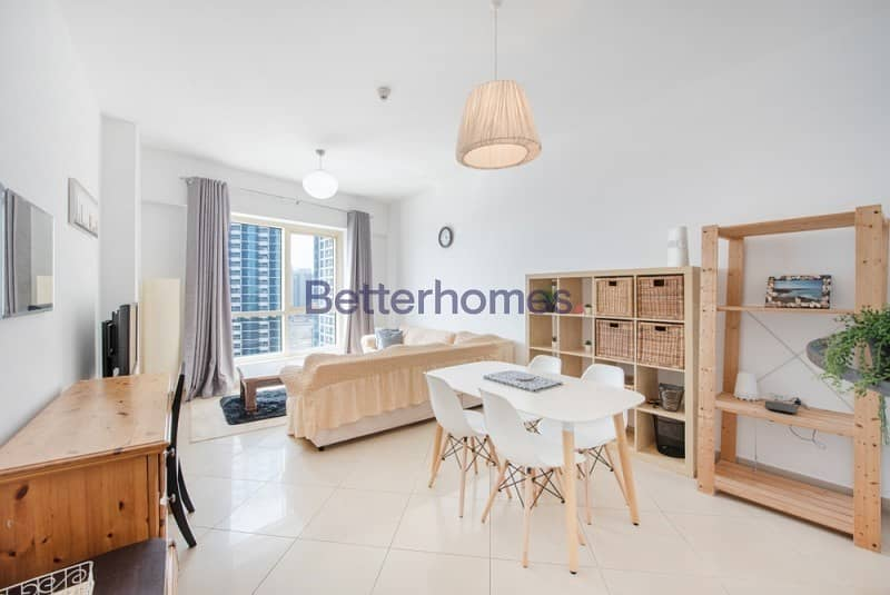 Vacant | Mid Floor | Fully Furnished
