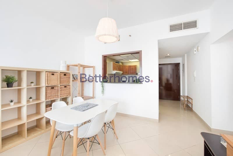 2 Vacant | Mid Floor | Fully Furnished