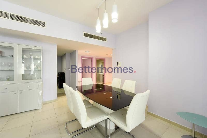 Park View   High Floor   Fully Furnished  Spacious