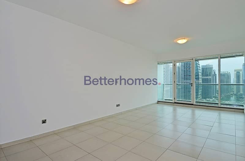 Ready to Move In | Spacious 1 BR | W/ Balcony