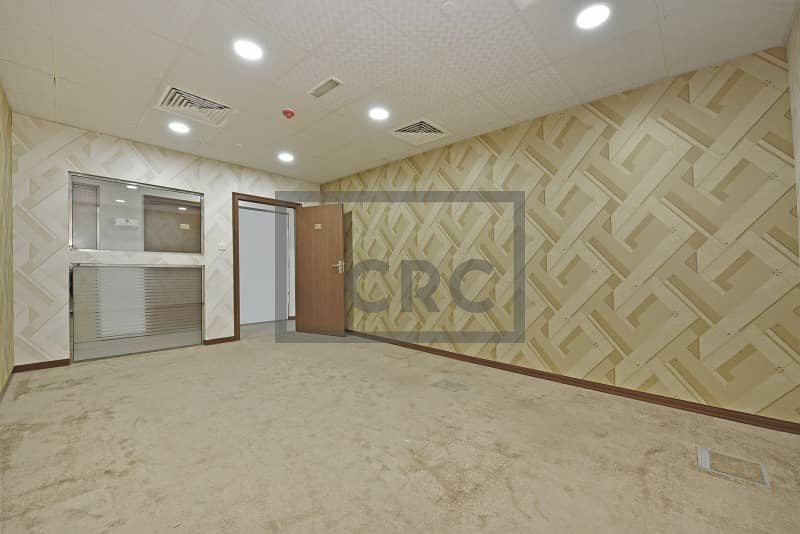 Offices in a Business Centre   With Ejari   Fitted