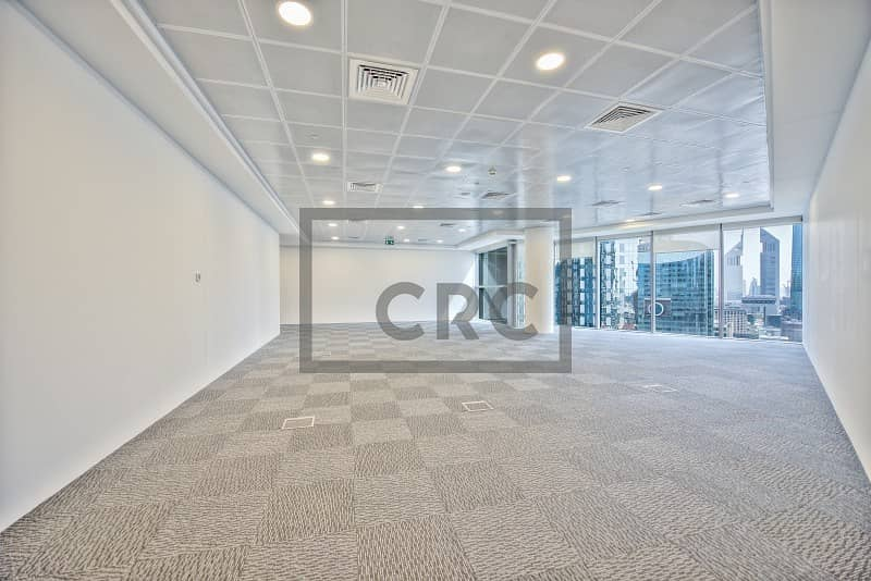 14 Fitted office space in Central Park Tower at DIFC