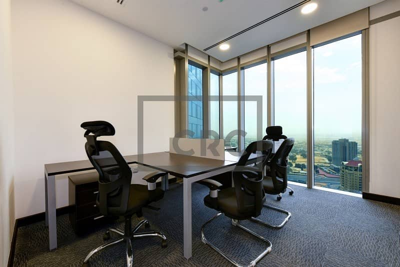 2 Fitted & Furnished I DIFC I For Rent