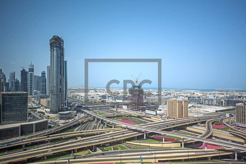 2 Flexible Fitted Office in Central Park Tower DIFC