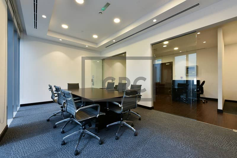 Fitted & Furnished I DIFC I For Rent
