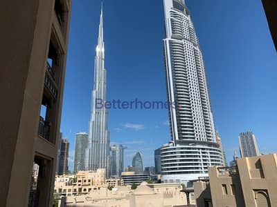 2 Bedroom Flat for Rent in Old Town, Dubai - Vacant Soon | Burj View | Great Layout