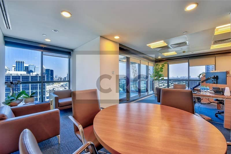 1 Executive office | Excellent furnishings | Grade-A
