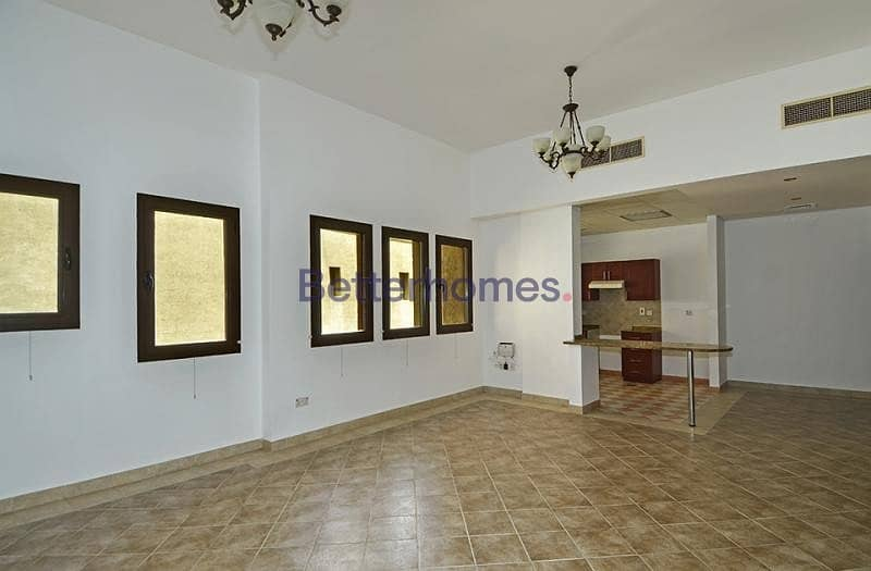 Large studio   Al Badia Hillside   DFC  