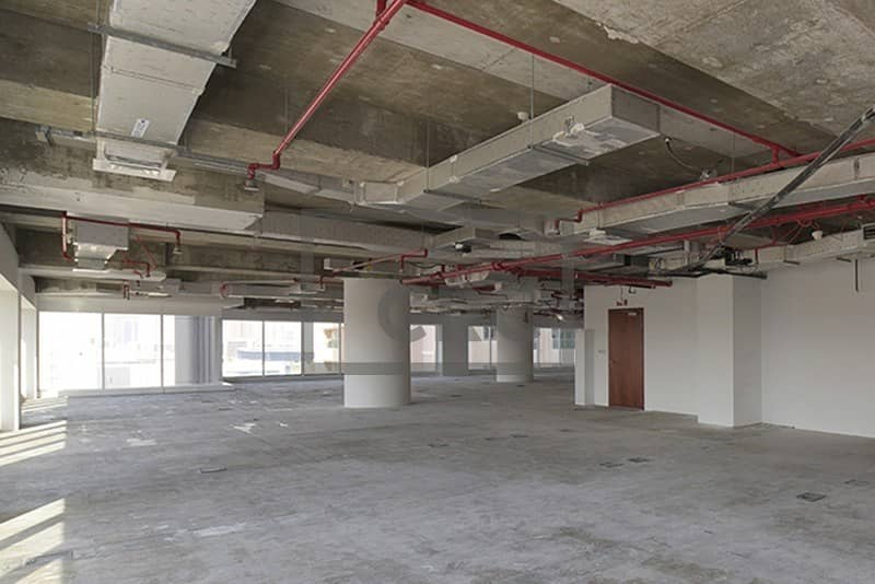 10 Office | Media City | Thuraya Tower | For Rent