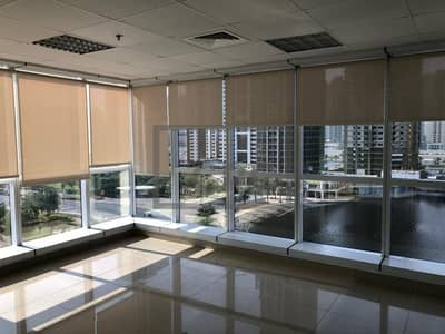 Office for Rent in Jumeirah Lake Towers (JLT), Dubai - Beautiful Glass Partitioned | Office in JBC 5