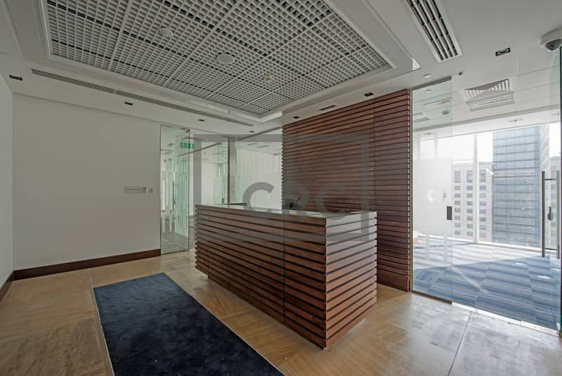 2 Fully Fitted With Glass Partitions| Near Metro