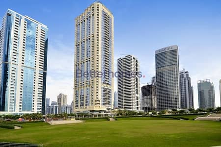 1 Bedroom Flat for Rent in Jumeirah Lake Towers (JLT), Dubai - Very Spacious   Partly Furnished   Vacant