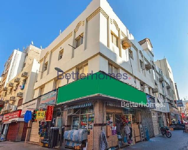 10 Cozy Studio Apartment in Deira - One Month Free