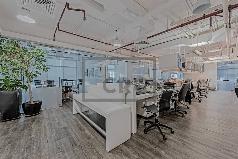 Designer fitout | Good building | Close to metro