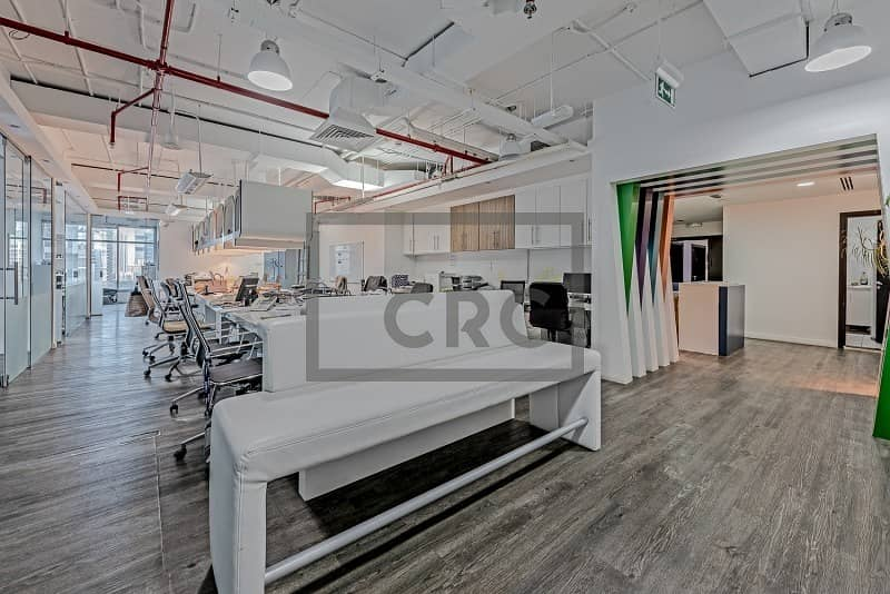 2 Designer fitout | Good building | Close to metro