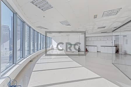Office for Rent in Business Bay, Dubai - Fitted Office| Partitioned | Bright | For Rent