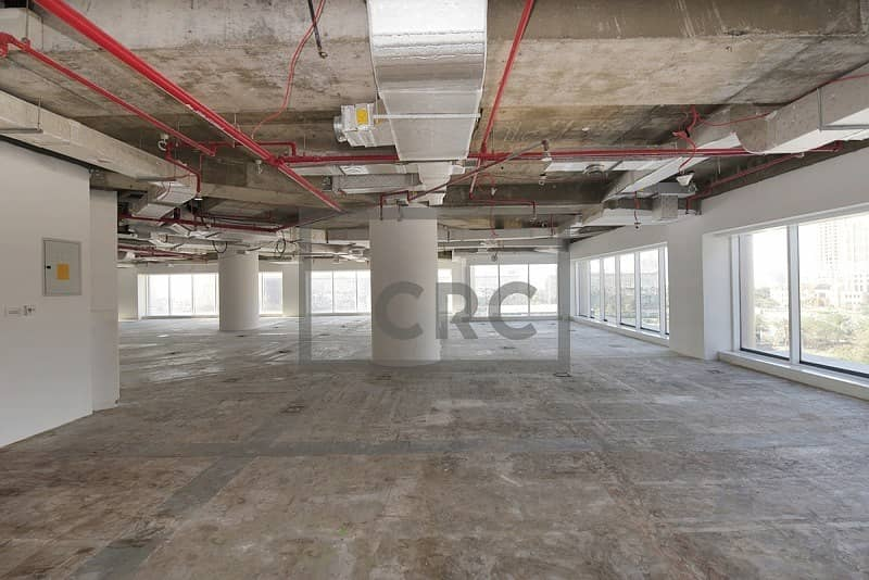 10 For Rent | Office | Thuraya Tower | Media City