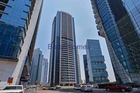 2 Bedroom Flat for Sale in Jumeirah Lake Towers (JLT), Dubai - Rented I Golf Course View|High floor|Storage