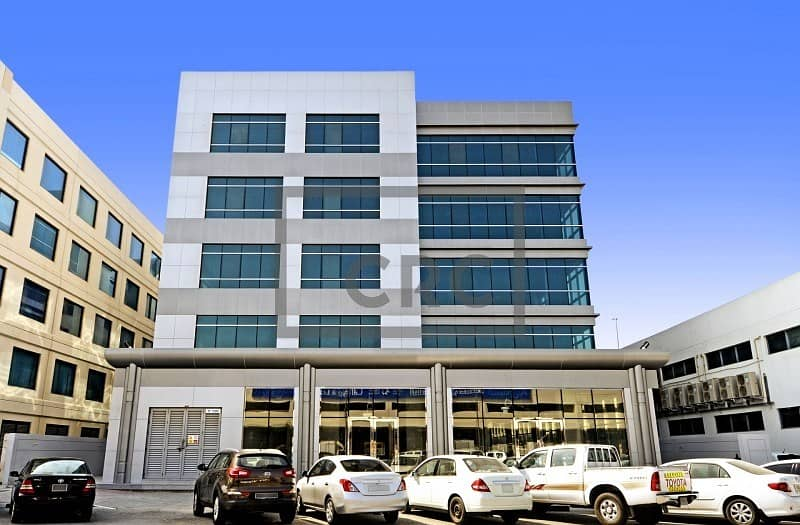10 Offices in a Business Centre | With Ejari | Fitted