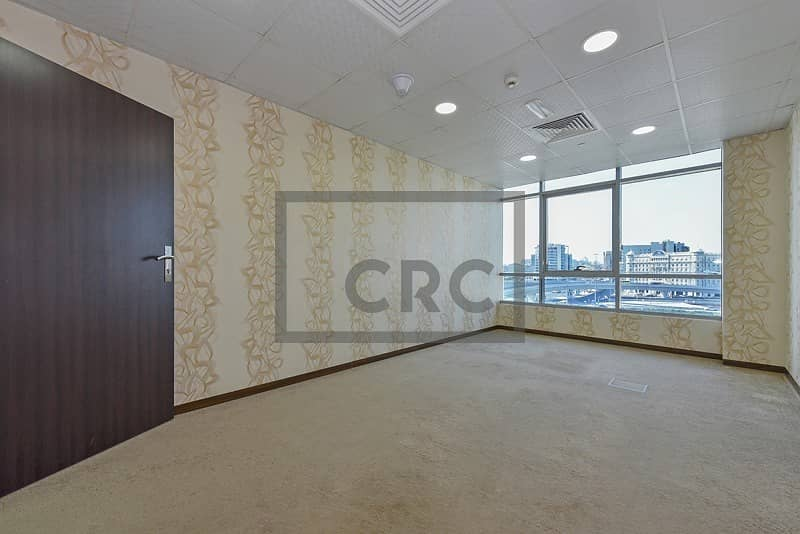 2 Offices in a Business Centre   With Ejari   Low Rent