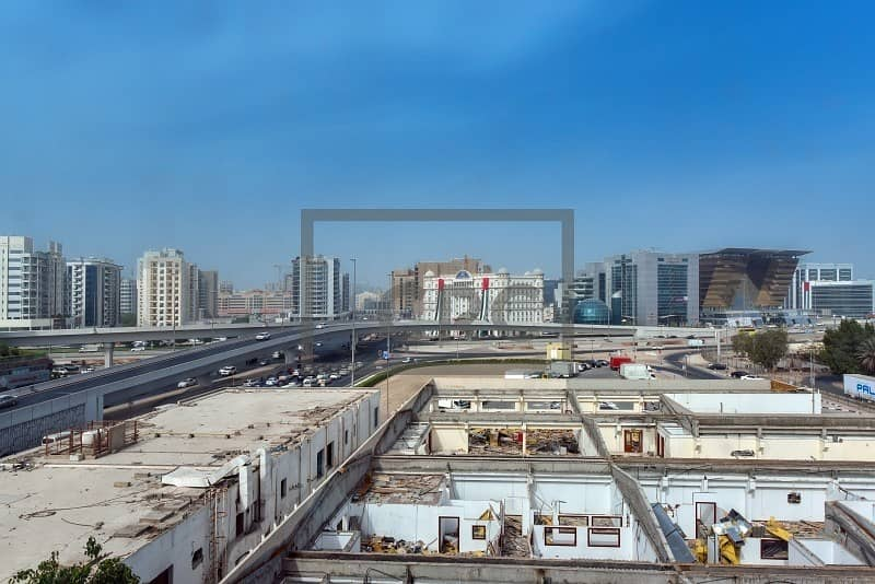 10 Offices in a Business Centre   With Ejari   Low Rent