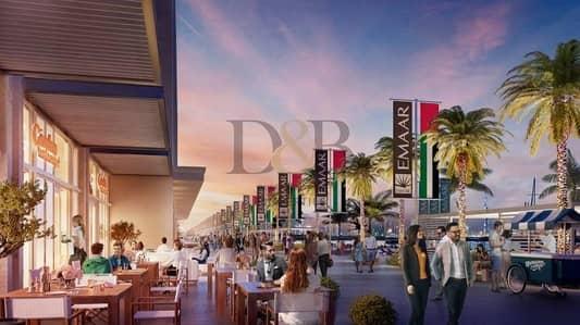 فلیٹ 1 غرفة نوم للبيع في دبي هاربور، دبي - Beachfront Expert | Full Marina View | Great Deal