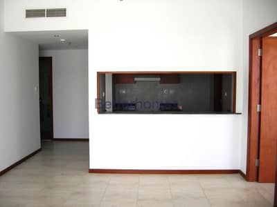 1 Bedroom Flat for Rent in Jumeirah Lake Towers (JLT), Dubai - Park View | No Balcony | Unfurnished | No kitchen appl