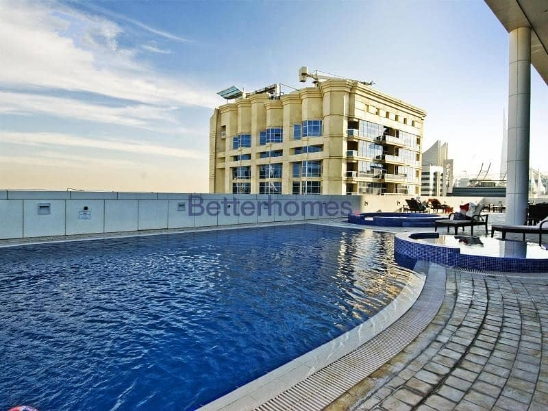 11 Unfurnished | High Floor | Lake View