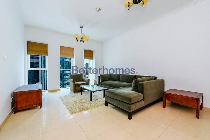 Two Parking Slots | With Balcony | SZR View