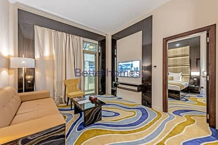 1 Bedroom Apartment for Rent in Sheikh Zayed Road, Dubai - Fully Furnished All-Inclusive 20days Free