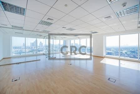 مکتب  للايجار في مدينة دبي للإنترنت، دبي - Fully Fitted | Tecom License | For Rent