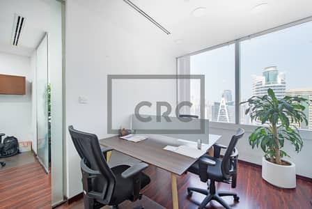 Office for Sale in Business Bay, Dubai - Fully Fitted|Wooden Floor|Near Metro|Next to Almas
