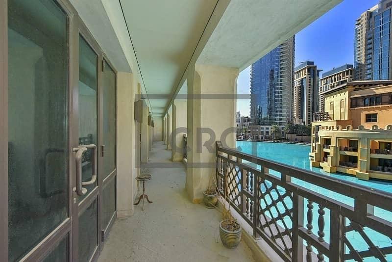 17 Dubai Fountain View | Signature Office  | 7 Parking