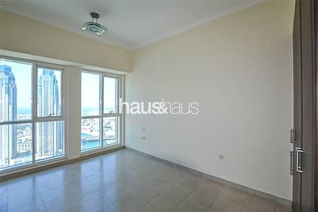شقة 2 غرفة نوم للايجار في الخليج التجاري، دبي - High Floor l Burj Al Arab and Sea View