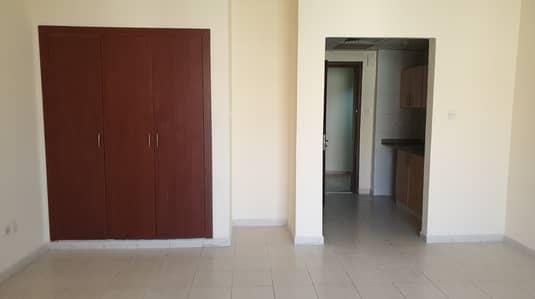 Studio for Rent in International City, Dubai - Studio With Balcony For Rent In Spain cluster International City Dubai