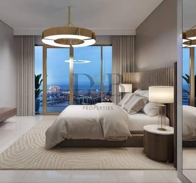 بنتهاوس 4 غرف نوم للبيع في دبي هاربور، دبي - Best 4 Bed Penthouse Emaar Beachfront Specialist