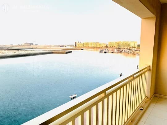2 1 Bedroom | Fully Furnished | Lagoon View